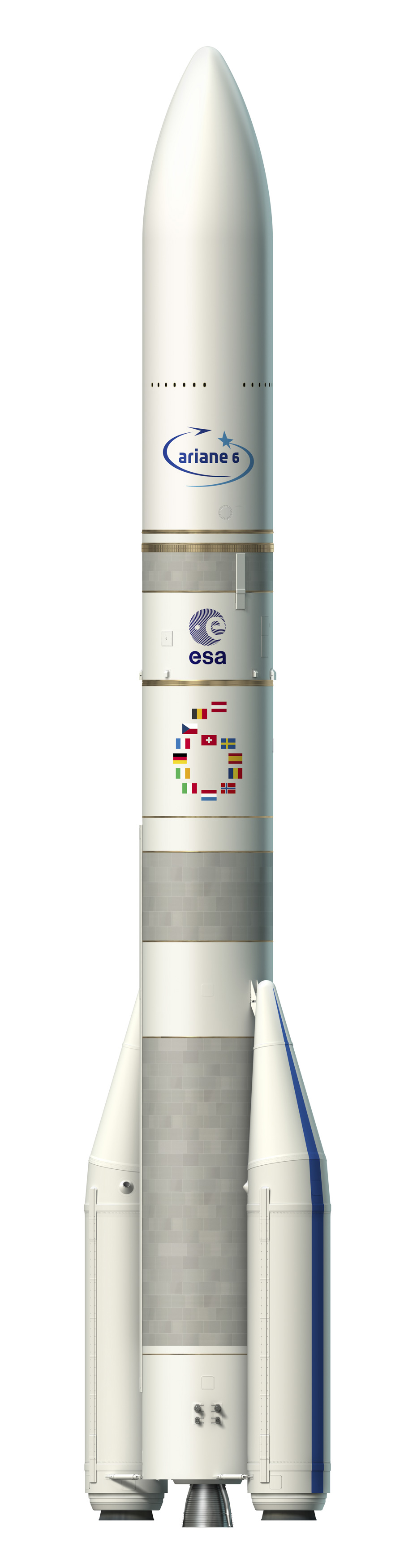 ESA Announces Plans for Galileo Satellites to Fly on Ariane 6