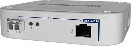 Oscilloquartz Unveils OSA 5405 SyncReach with Dual Antenna GNSS Technology