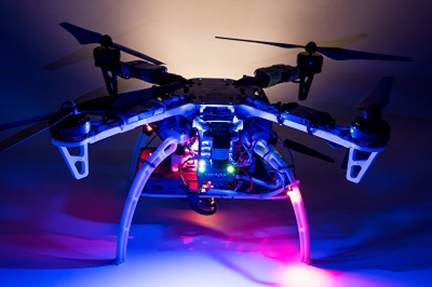 MIT, Draper Research Team Equips UAV with Vision for GNSS-Denied Navigation
