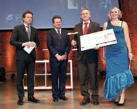 2012 European Satellite Navigation Competition Results