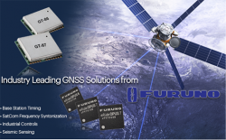 Vectron Adds Furuno GNSS Timing Products to its Timing Product Portfolio
