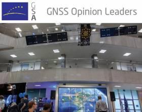 GSA's GNSS Opinion Leaders
