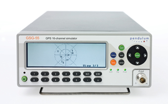 Spectracom Launches GSG-55 GPS/SBAS Constellation Simulator