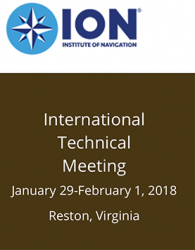 Abstracts Now Being Accepted for ION ITM & PTTI 2018
