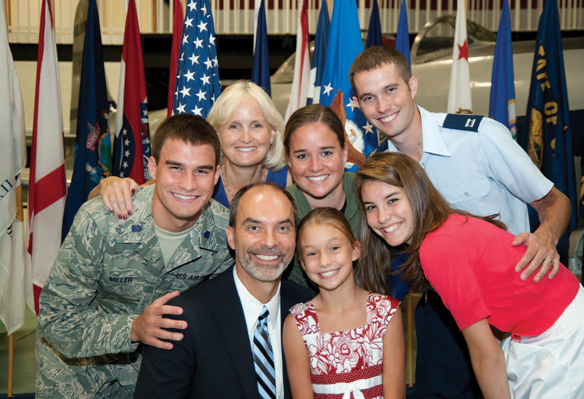 Mikel Miller: Science, Service, and Family