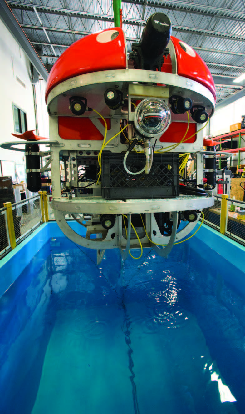 First of New Ocean Explorers Set to Launch