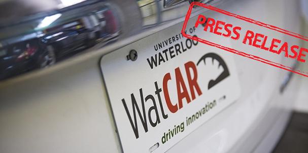 Applanix, University of Waterloo Collaborate on Advanced Technologies for Autonomous Vehicles