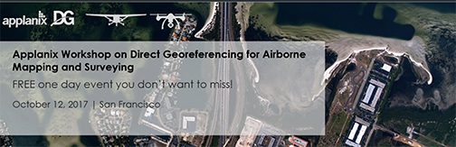 Applanix Workshop on Direct Georeferencing for Airborne Mapping and Surveying