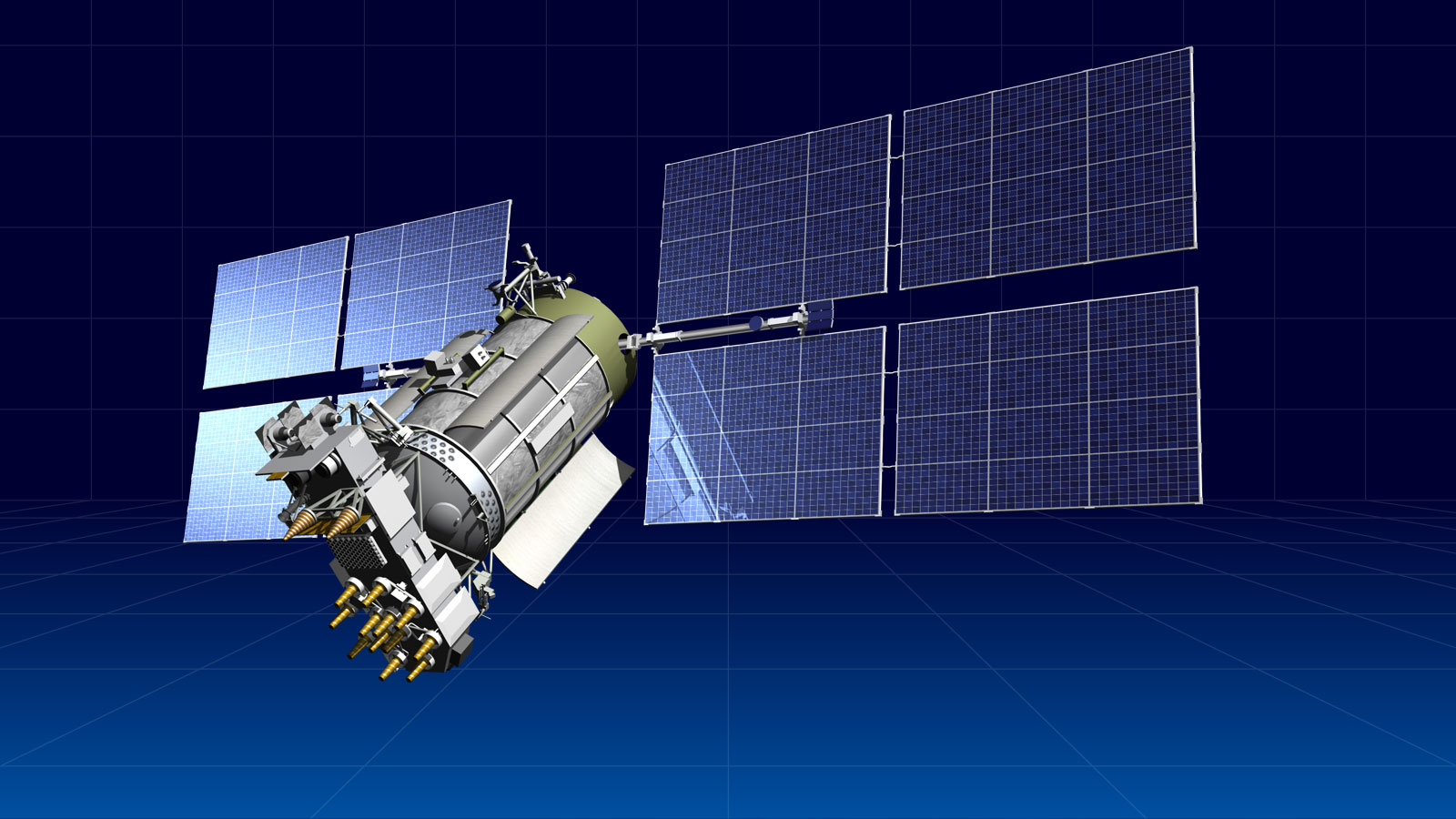 Recently Launched GLONASS-M Becomes Operational