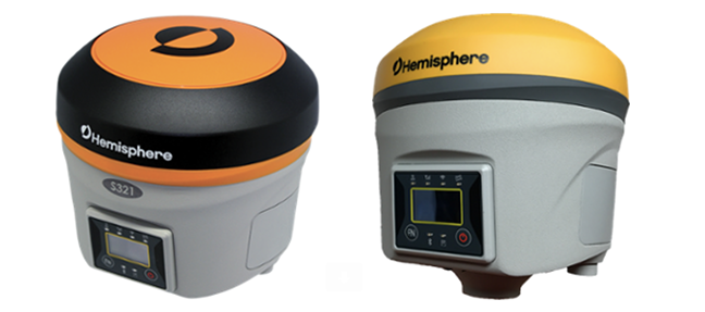Hemisphere GNSS Releases Next-Generation S321+ and C321+ GNSS Smart Antennas
