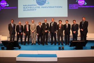 Cooperation, Competition Common Themes at Munich Satellite Navigation Summit