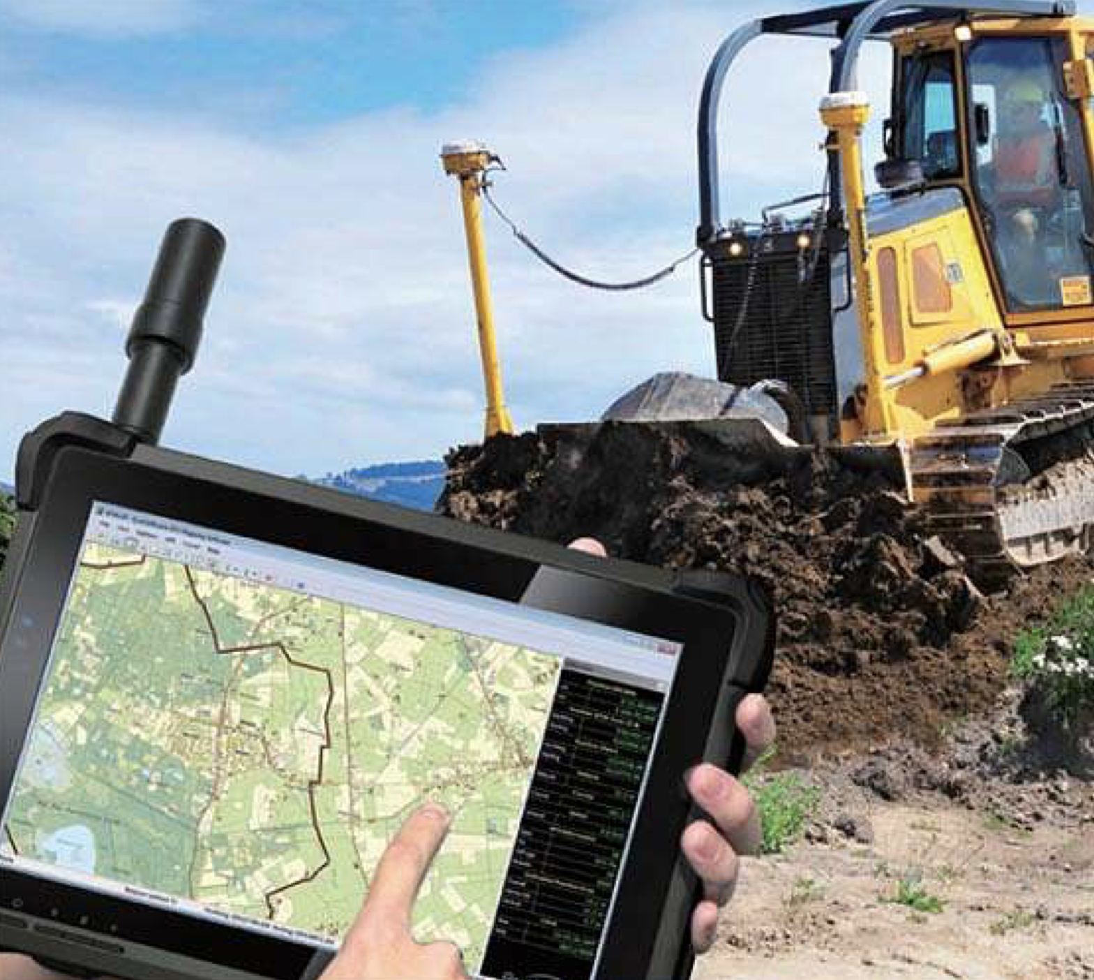 DT Research Introduces First Purpose-Built Rugged Tablet with Scientific-Grade GNSS