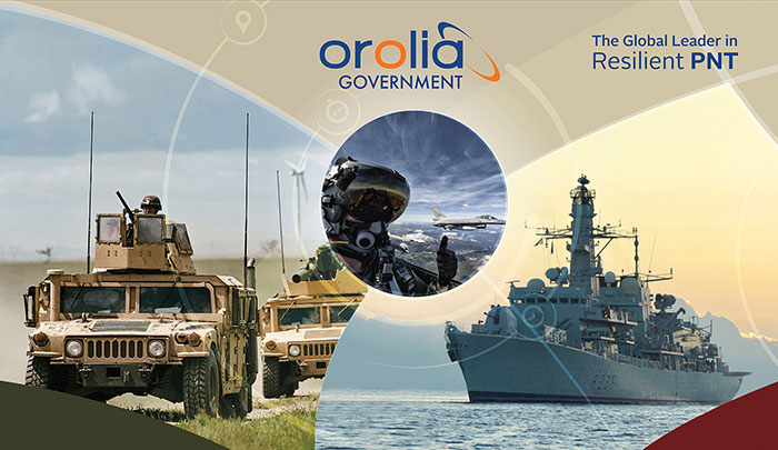 OROLIA The Global Leader in Resilient PNT