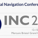 International Navigation Conference 2018 Logo