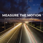 Measure the Motion Montage of Highway