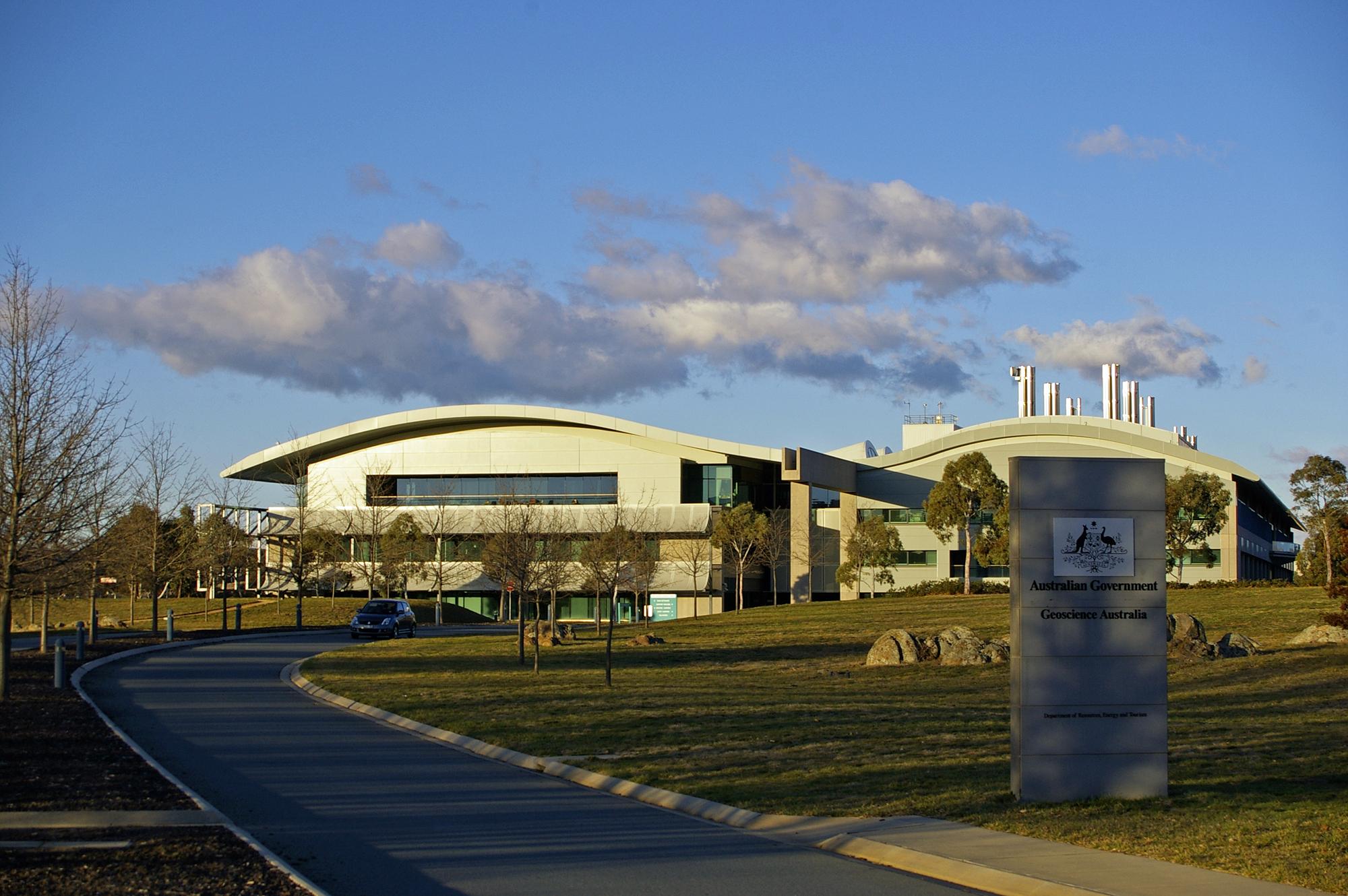 Geoscience Australia Headquarters