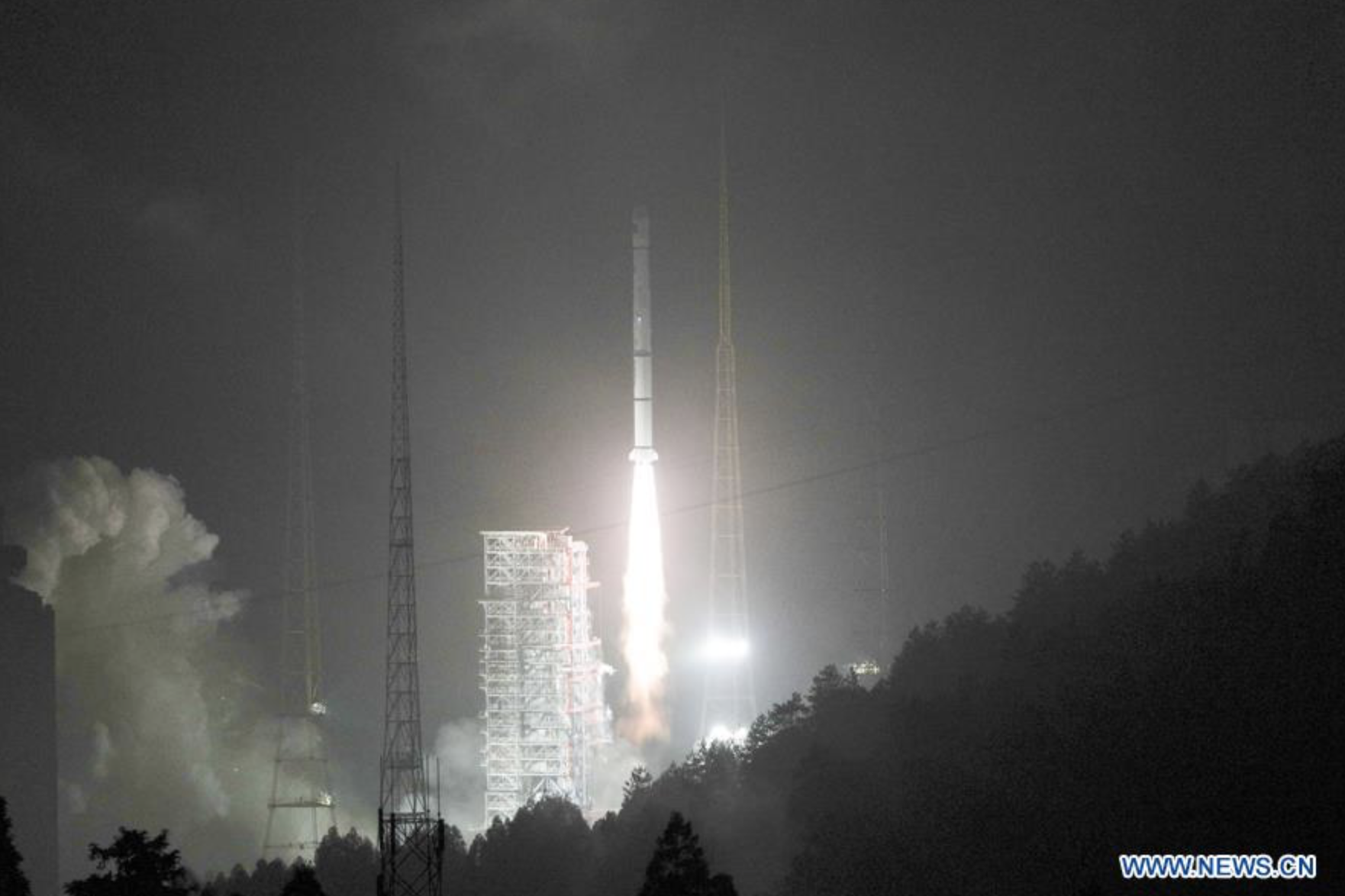 China Launches Another BeiDou Navigation Satellite
