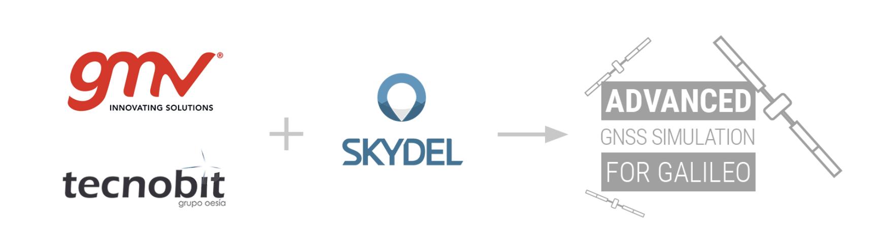 GMV_Tecnobit_Skydel_SDX_simulator