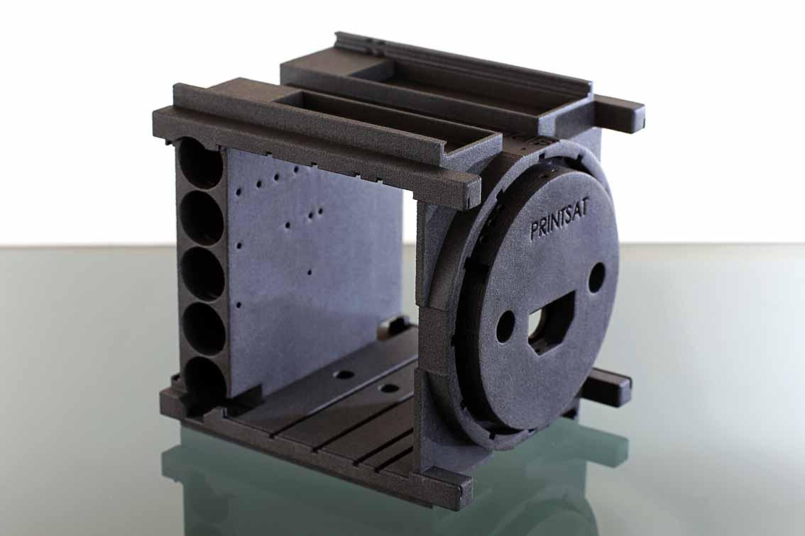 3D Printed Cube Sat