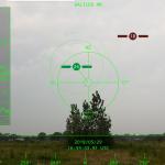 Galileo Satellites Viewed in a Smartphone app