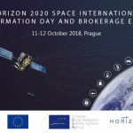 GSA Hosting H2020 Information Day in Prague in October