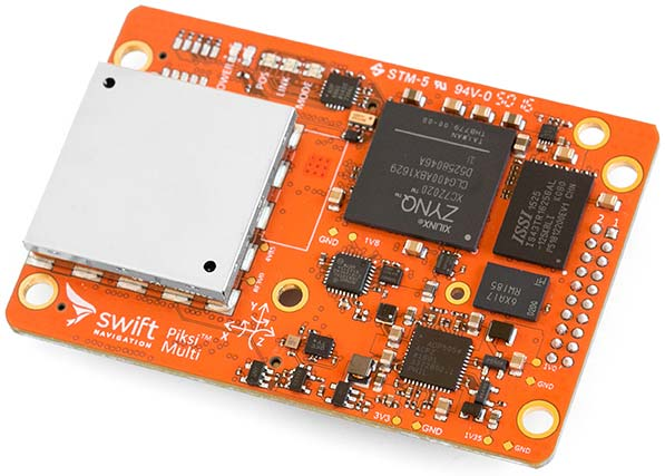 Swift Navigation's Latest Firmware Upgrade Brings Full BeiDou and Galileo Support for Piksi Multi