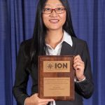 Dr. Yu Jiao Receives Prestigious Parkinson Award at ION GNSS+