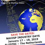 ESA'S NAVISP Industry Days to Look at Future of Navigation