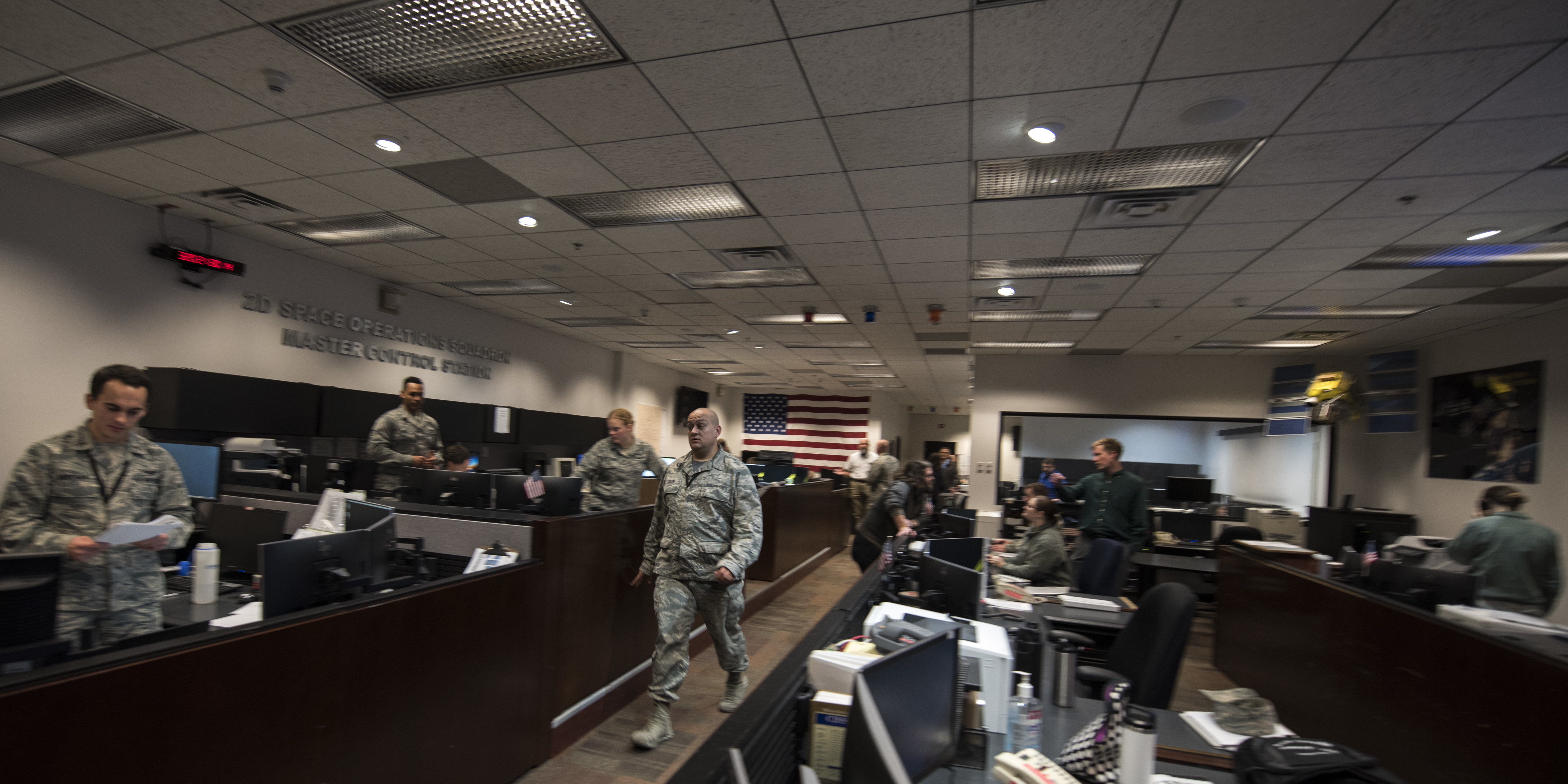Air Force Announces GPS Milestone as 2nd SOPS Takes Command of AEP 7.5