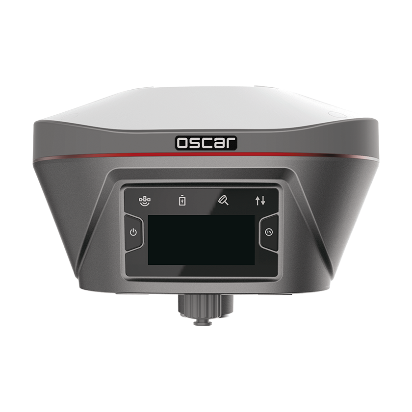 Tersus Launches Oscar GNSS Receiver for Improved Surveying Results