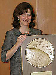 Aerospace Engineer Penina Axelrad Receives ION Kepler Award