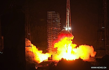 China Launches Two More Compass/BeiDou-2 Spacecraft