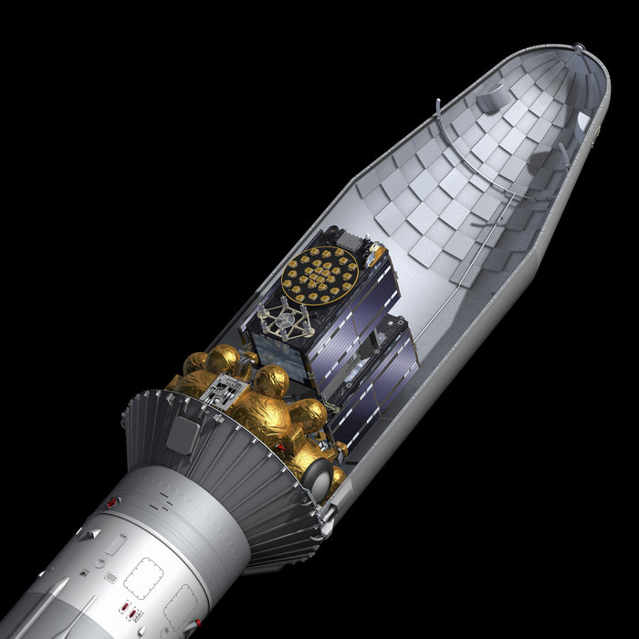 Galileo Soyuz Launches May Be Frozen Following Launch Anomaly; Board of Inquiry, Internal EC Task Force to Study Situation