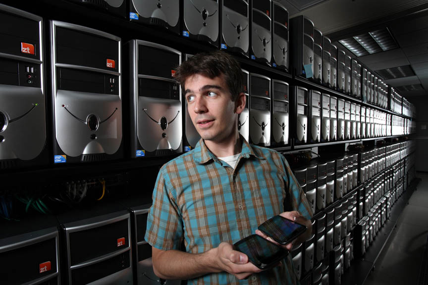 Sandia Labs Study of Cyber Disruptions on Mobile Devices Has GPS Spoofing Element