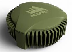 NovAtel's GPS Anti-Jam GAJT On Board Schiebel's UAV