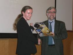 Surrey Satellite Receives ESA GIOVE Award