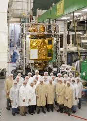 GPS Block IIF Satellite to Enter New Round of SMC Tests