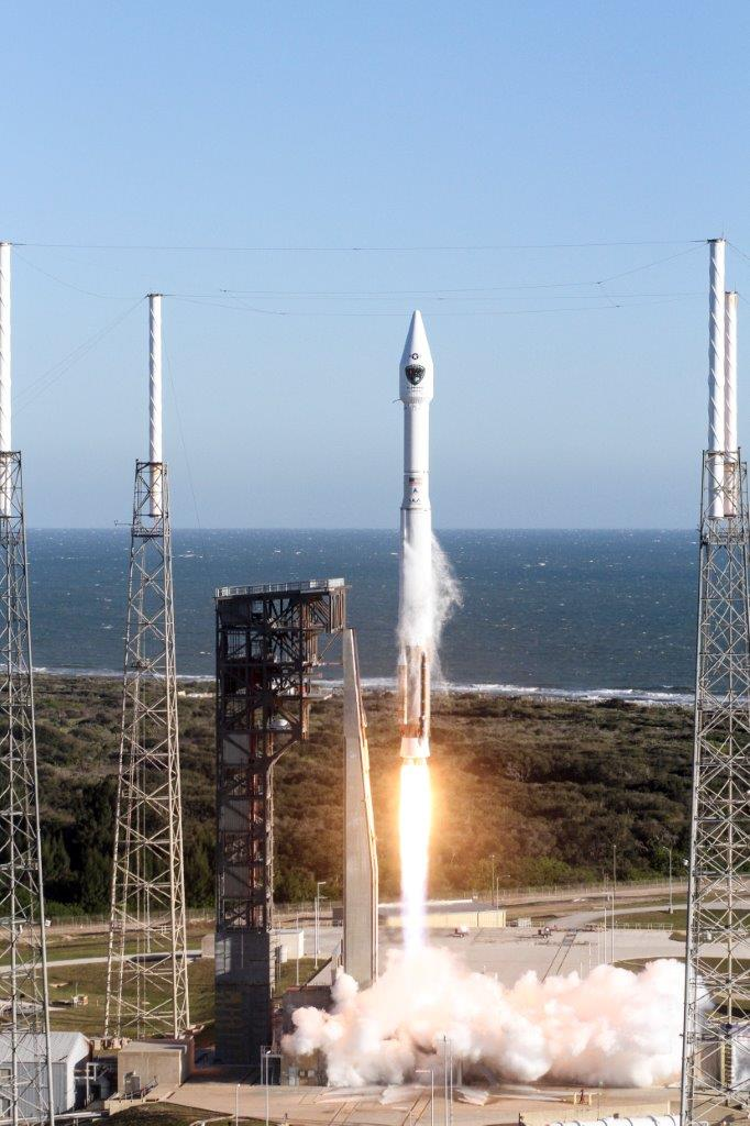 50th GPS Satellite, Last Block IIF Launches Successfully