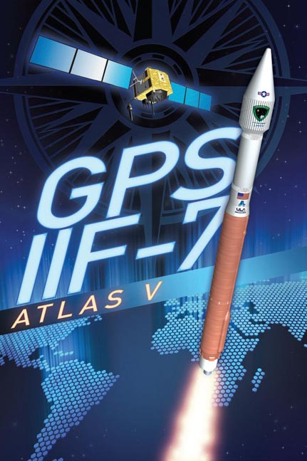 GPS IIF-7 Successfully Launched; Signal Set Healthy