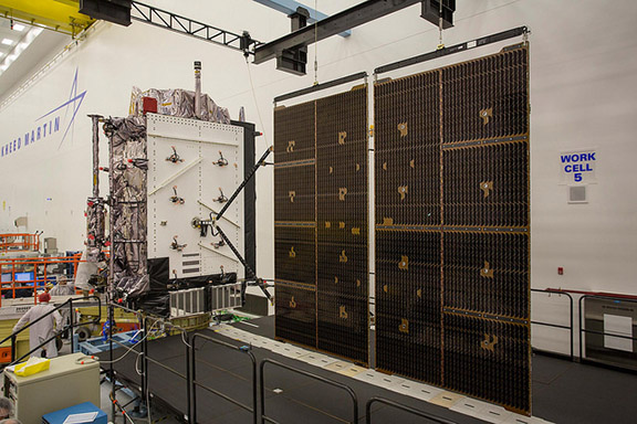 Air Force Awards Lockheed Martin GPS M-Code Early Use Ground System Upgrade Contract