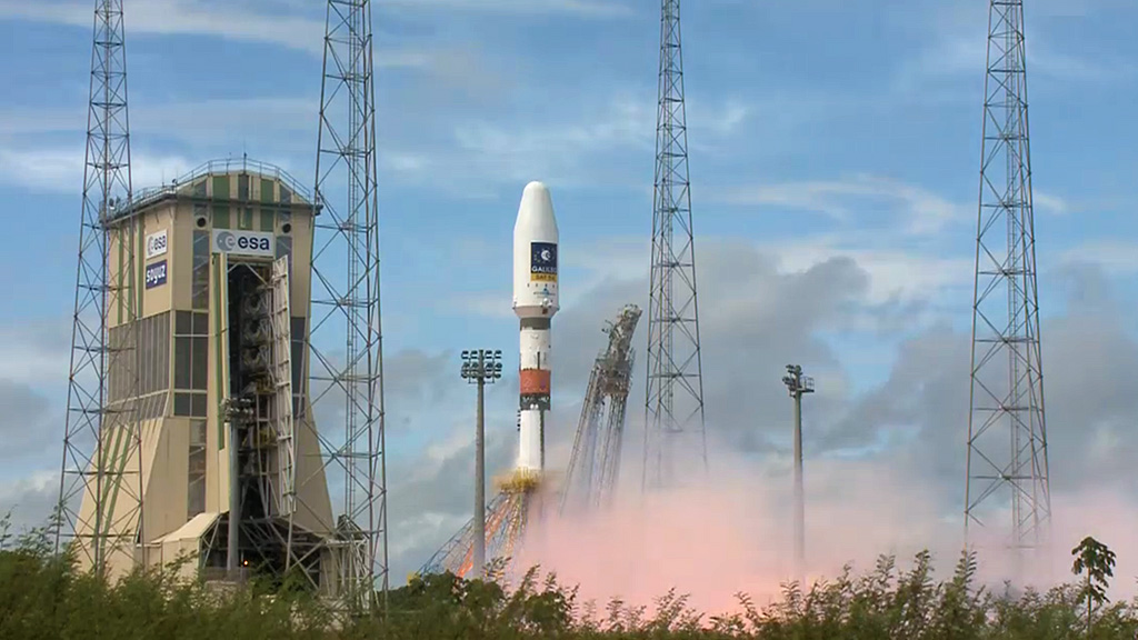 Europe Puts First FOC Satellites into Orbit