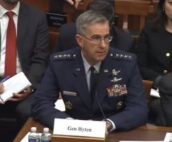 Gen. Hyten: Raytheon's OCX the Best Bet for New GPS Ground System