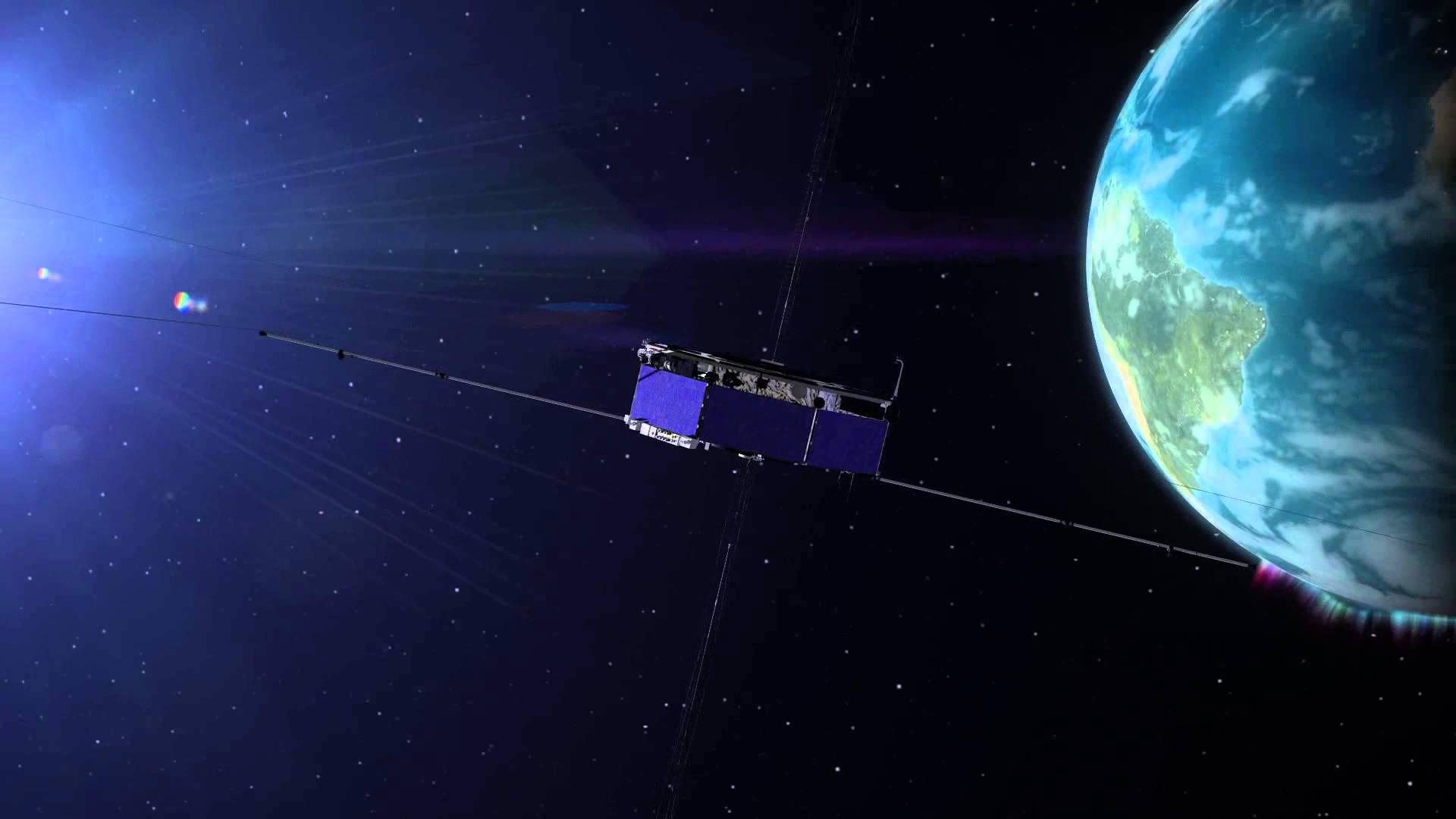 NASA Breaks Guinness World Record for Highest GPS Altitude Fix