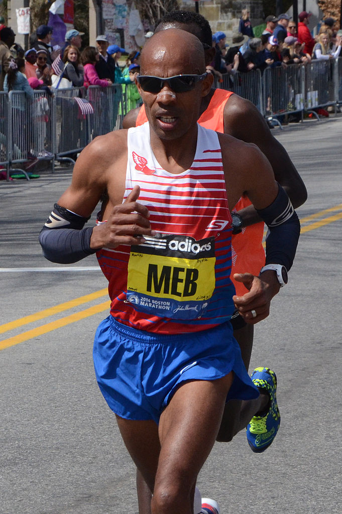 GPS Watch Finishes Back in the Pack at Boston Marathon