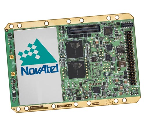 NovAtel Bolsters Multi-GNSS Product Line