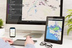Earth Networks Demos How Weather Data Can Optimize Drone Operations