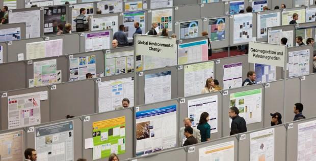 AGU 2012: American Geophysical Union Fall Meeting