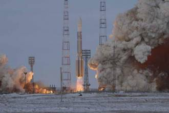 Russia Launches Three More GLONASS-M Space Vehicles