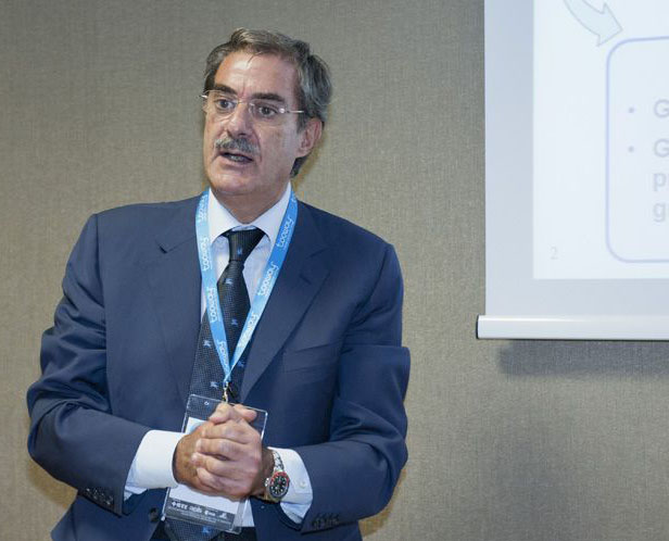 European Rail Industry Perspective on GNSS: Francesco Rispoli