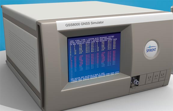 Spirent Adds Compass/BeiDou-2 Capability to GSS8000 Simulator